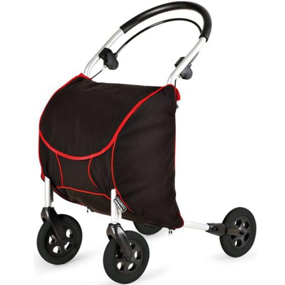 Inclusion Promenade shoprollator - Zwart   OP=OP