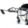 Verstelbare rolstoel beensteun MultiMotion M5 - M6
