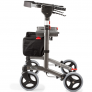 Rollator MultiMotion Trollimaster RA66 Antraciet - Small