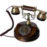 Opis 1921 klassieke huistelefoon - Model A