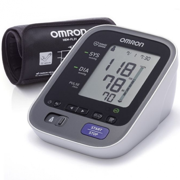 Omron M7 Intelli IT bloeddrukmeter