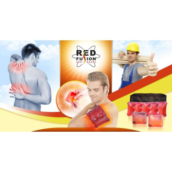 Red Fusion - warmtepads