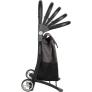 Relax & Go shopping trolley met zitje | Boodschappenwagen