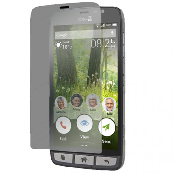Screenprotector Doro 8035