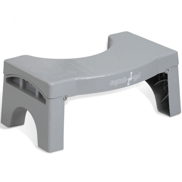 Pleasing Squat N Go Toiletkrukje Grijs Kopen Stelcomfortshop Cjindustries Chair Design For Home Cjindustriesco
