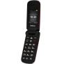 Senioren Klaptelefoon Profoon PM-660RD - Rood
