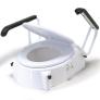 TSE 1 toiletverhoger met deksel in hoogte verstelbaar