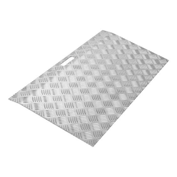 Aluminium drempelhulp SecuCare - 4 - 7cm
