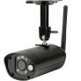 """Draadloos beveiligingssysteem met 7"""" touchscreen en camera"""