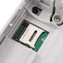 Draadloze IP-beveiligingscamera op batterijen