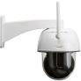 Draadloze IP-beveiligingscamera pan/tilt outdoor - Full HD-kwaliteit