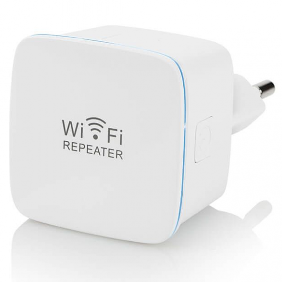 Wifi repeater - Secufirst