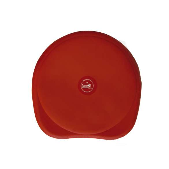 Sissel Sitfit plus rood met pomp   37 cm