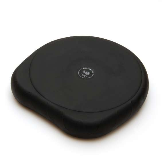 Sissel Sitfit plus zwart met pomp | 37 cm