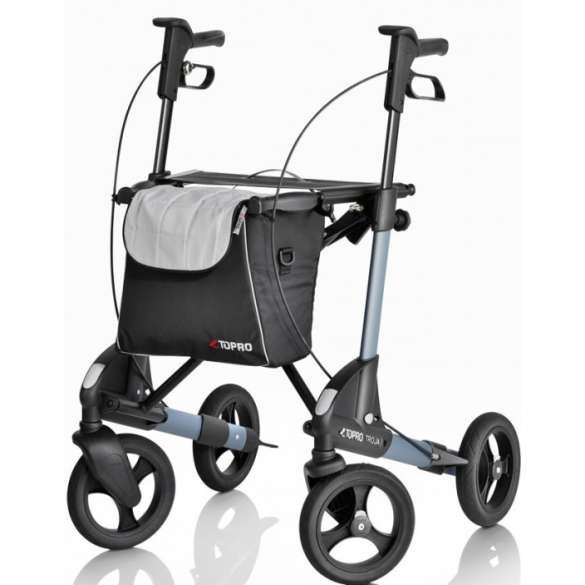 Rollator Topro Troja 2G Standaard + gratis verlichting t.w.v. 10,00