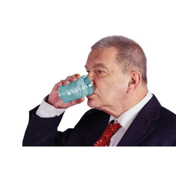 Drinkbeker Sure-Grip - Transparant