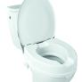 Toiletverhoger met deksel Vitility 10 cm