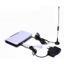 Omvormer voor vast bellen via het GSM (2G) netwerk.