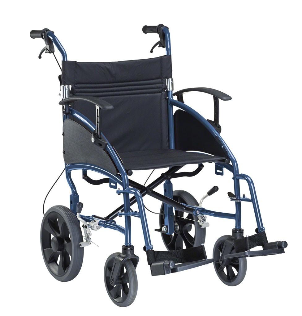 Transport rolstoel Porter
