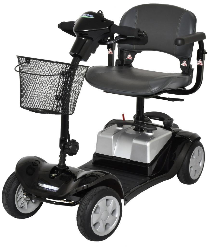 Scootmobiel opvouwbaar Kymco Mini-LS