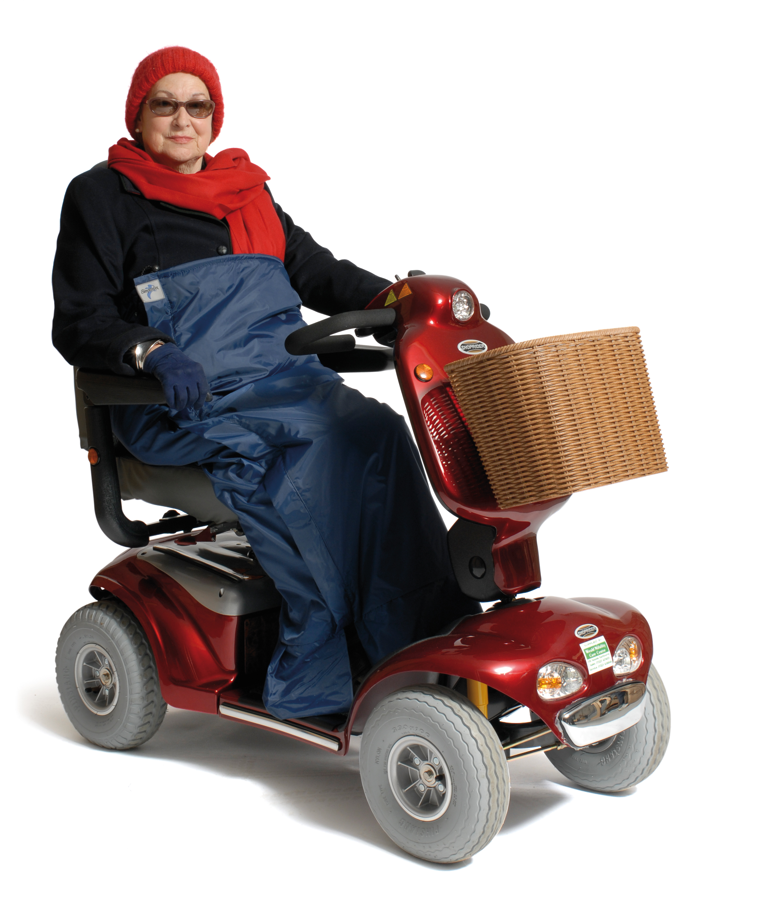 Deluxe Scooter Cosy - Medium