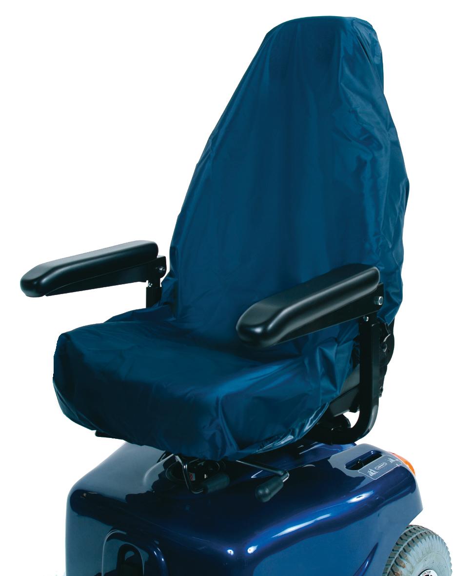 Scootmobiel stoelbeschermer