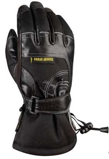 Handschoenen voor op de scootmobiel | Makkelijk aan- en uit te trekken