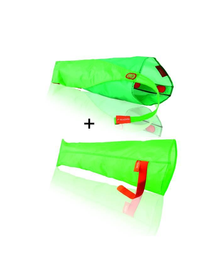 Easy+Magnide aantrekhulp therapeutische kousen - gesloten teenstuk