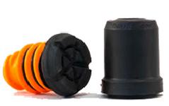 Flexibele en schokabsorberende stokdop | Flexyfoot