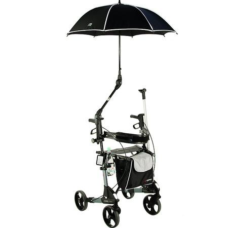 Rollator paraplu universeel
