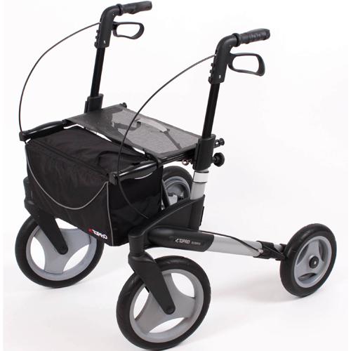 Rollator Topro Olympos Small | Met gratis verlichting en Rugband